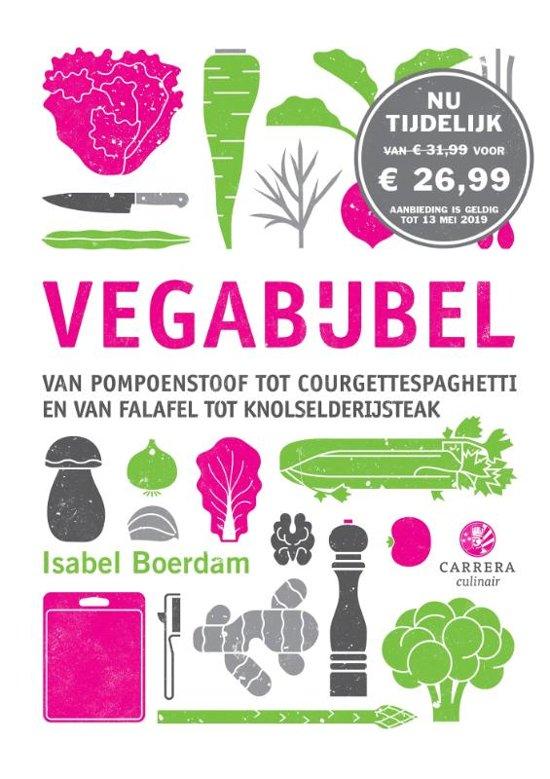 Meneer leest een boek: Vegabijbel – Isabel Boerdam