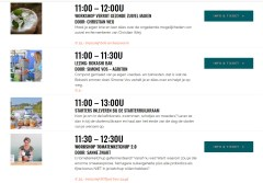 Koop nu je tickets voor workshops en lezingen op het ROTZOOI fermentatiefestival op 26 mei