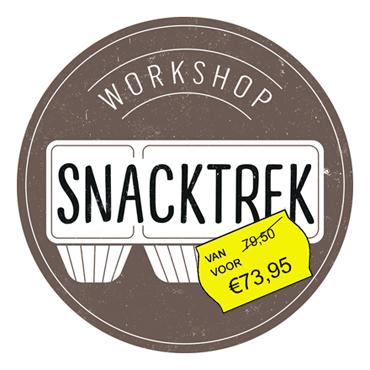 Workshop snacktrek – zelf snacks maken – augustus 2019