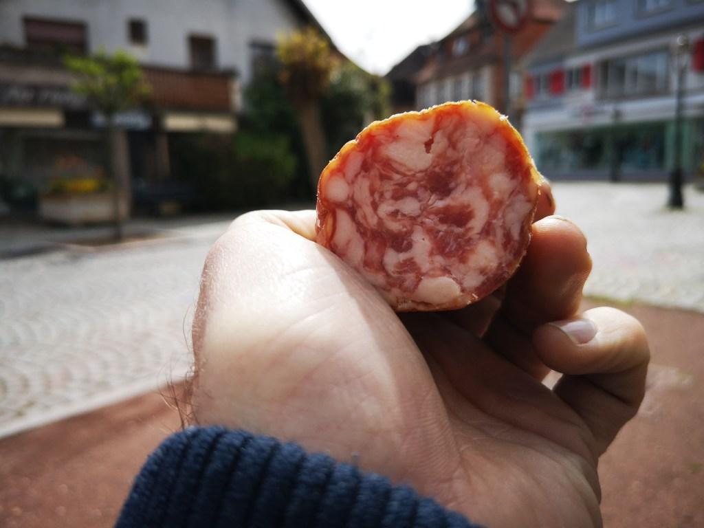 Recept: saucisse de Morteau