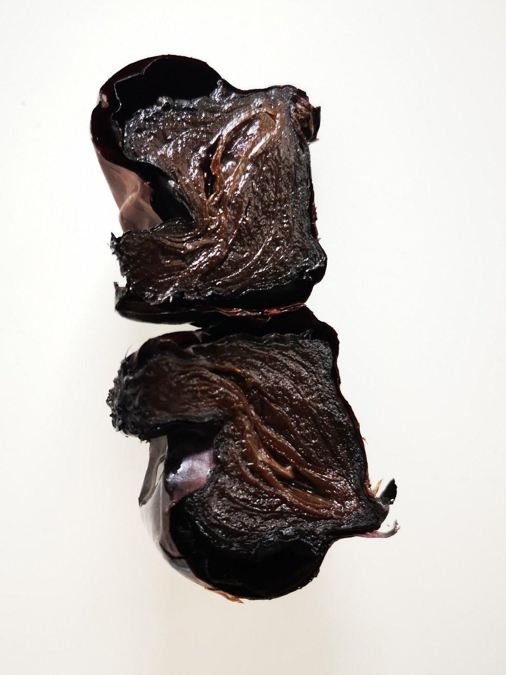 Blackening: zwarte knoflook? Zwarte biet, zwarte ui, zwarte appel!