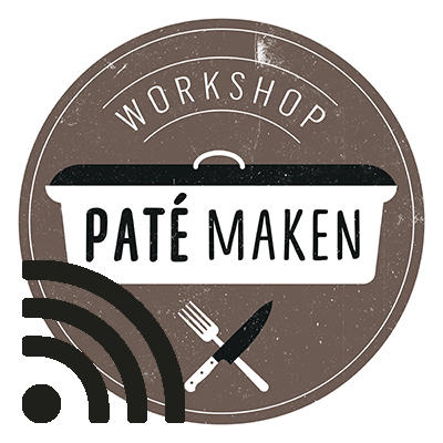 Online workshop 'maak je eigen paté en croûte'
