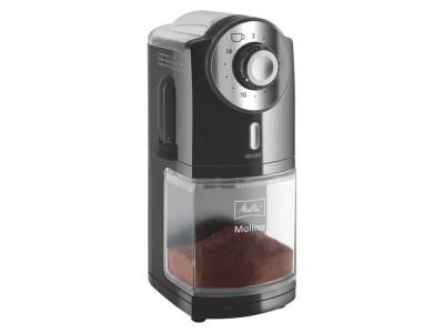 WAAROM JE DEZE WEEK KOOKGADGETS MOET INSLAAN BIJ DE LIDL (3) – MELITTA Koffiemolen Molino