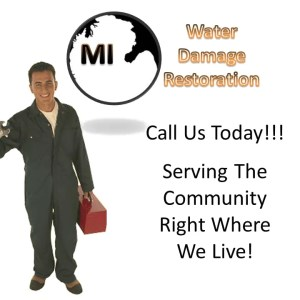 Fraser MI Water Damage Service