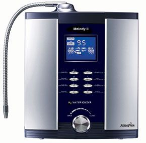 Melody II H2 Water Ionizer & purifier-Main