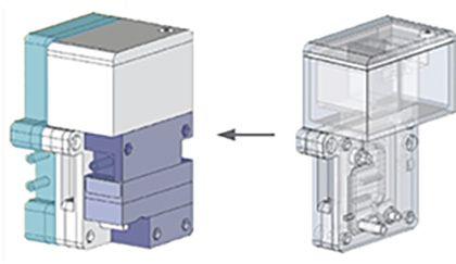 AlkaViva generatore molecolare biatomica idrogeno Ionpia H2 - membrana a scambio protonico e l'elettrolita polimerico solido