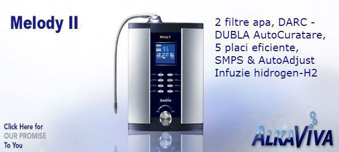purificator-ionizator-apa-AlkaViva-Melody-II-H2