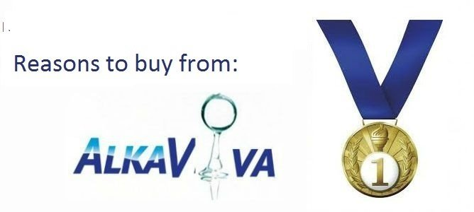 Alkaviva best water ionizers water filters water purifiers hydrogen water generators