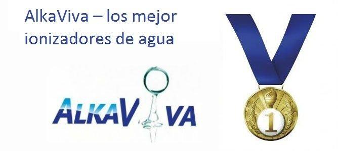 AlkaViva los mejor purificadores, filtros ionizadores de agua con hidrógeno molecular