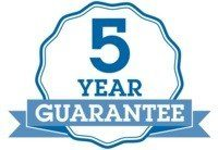 5 year warranty for AlkaViva water ionizers