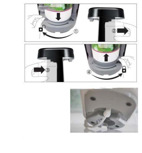 Inlocuire filtru Pure APA AlkaViva Elita