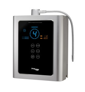 PRIME R-water ionizer -Silver-Right side (2)