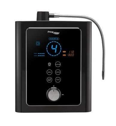 Prime-RV-water ionizer Black-Front