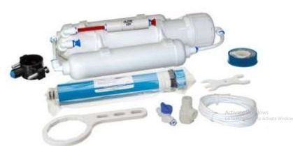 (English) 3 STAGES Reverse Osmosys water filtration for AQUARIUMfiltrare apa in Osmoza inversa in 3 stadii pt. acvarii