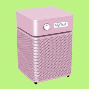 Austin Air BABY BREATH air purifier-pink