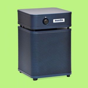 Healthmate plus Junior-Austin Air Purifier blue