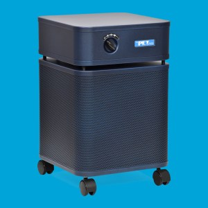 Pet-machine austin air purifier blue