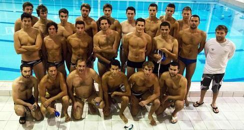Water-polo effectif 2013-2014