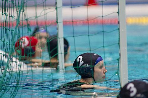 Europees Kampioenschap Eindhoven 2012. Dames. Rusland vs Groot Brittanië