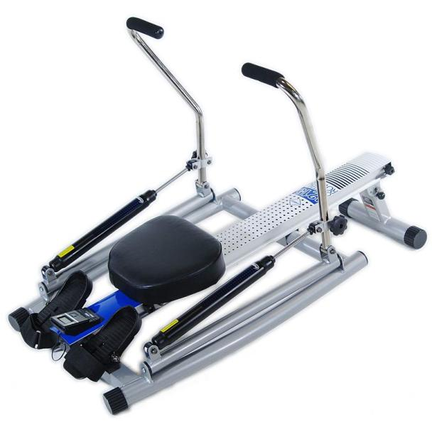 20 Stamina 35-1215 Orbital Rowing Machine Free Motion Arms