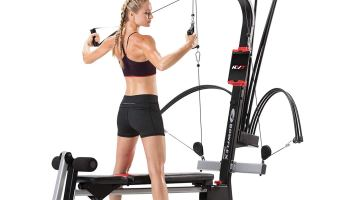 Bowflex pr 1000 Home Gym Review | Manual, Exercises, Workout Chart, Parts