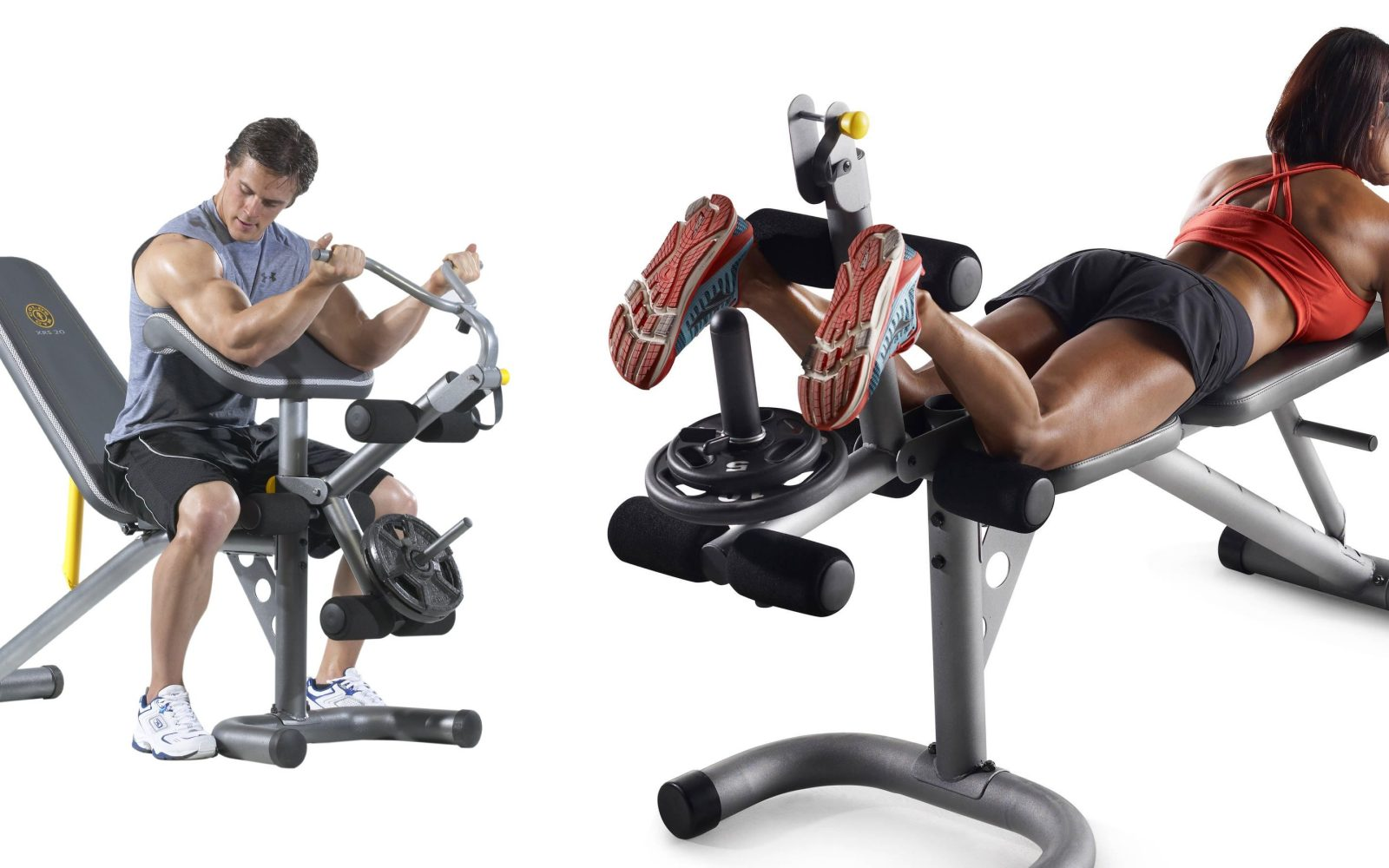 Gold S Gym Xrs 20 Olympic Weight Bench Review Exercise Chart