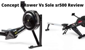 Concept 2 Rower vs Sole sr500 Review | Must Read