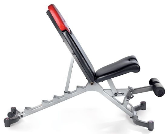 Bowflex Adjustable Bench 5.1 Review