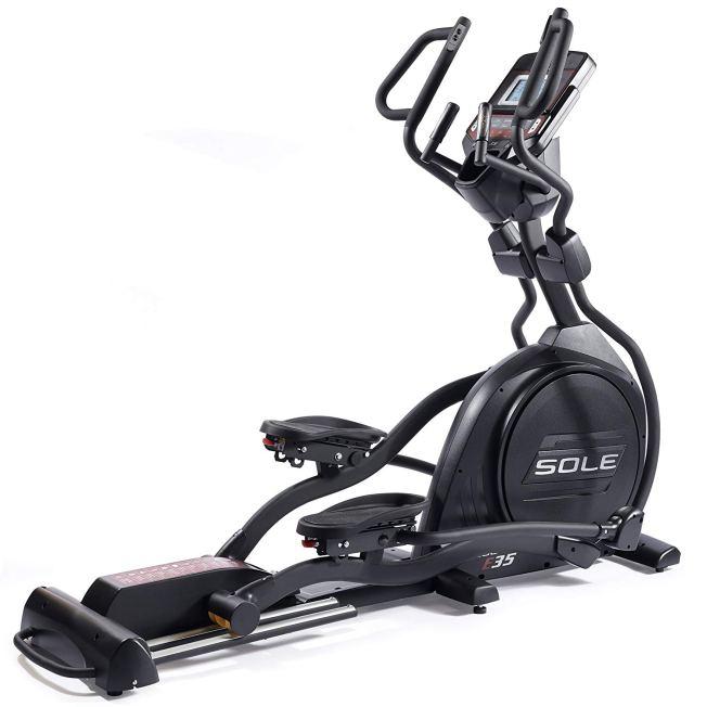 Sole Fitness E35 Elliptical Review