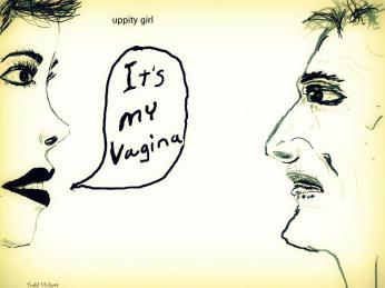 uppity girl