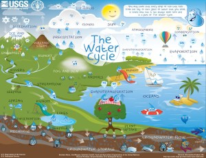 The Water Cycle for Schools and Students