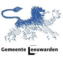Logo Gemeente Leeuwarden vierkant