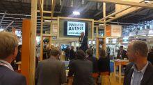 Alex Berhitu presenteert Innovator Pitch