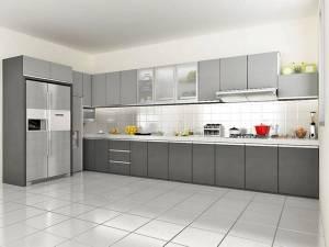 Tips Memilih Warna Yang Tepat Untuk Kitchen Set Waterbasecoating