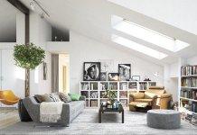 Tips Menggunakan Warna Cat Agar Ruangan Terlihat Terang