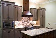 Tips Mengecat Furniture Dapur Sederhana dan Perawatannya