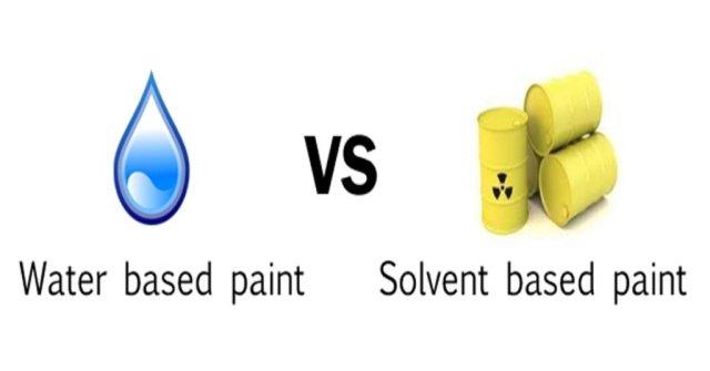 Beragam Jenis Harga Pernis Kayu Water Based dan Solvent Based - water based vs solvent based waterbasecoating.com