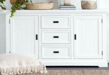 furniture warna putih