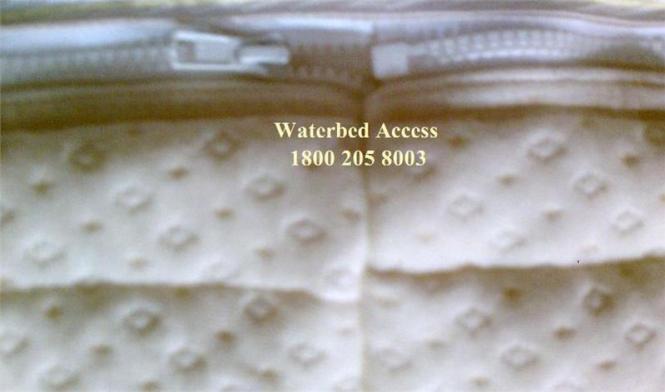 Zipper For Organic Softside Mattress Cover