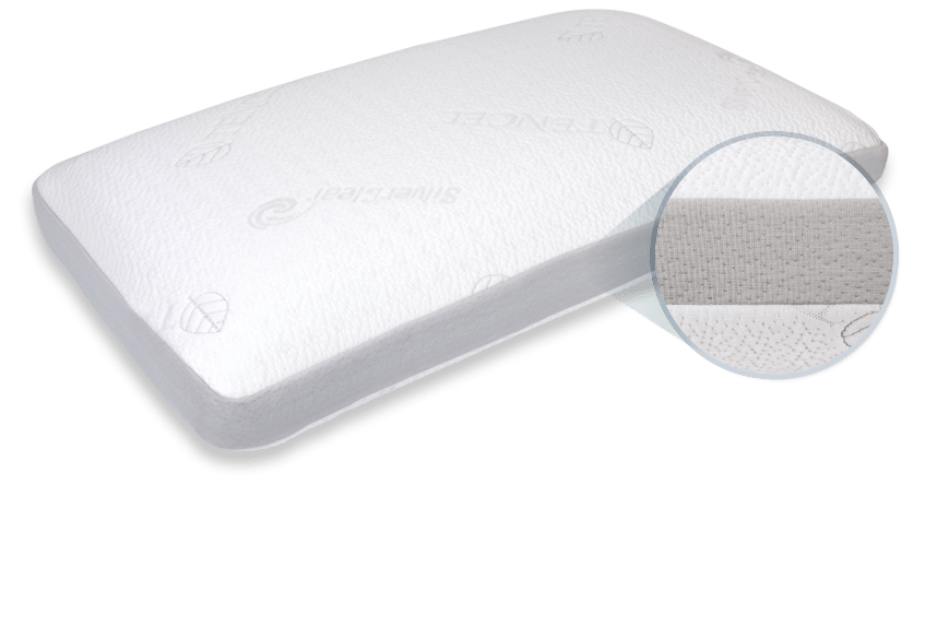 ice gel pillow by blu sleep products 1