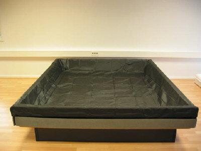 Waterbed liner veiligheidsvoering