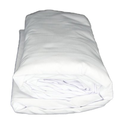 Waterbed Sheet White