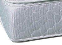 waterbed mattress border