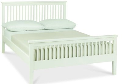 Atlanta Waterbed White