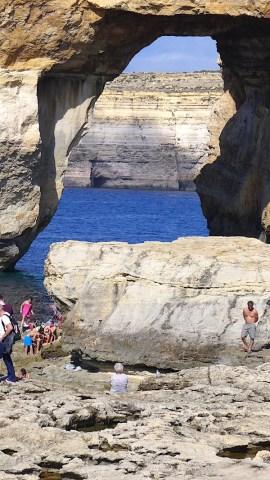 Azure Window Dwejra Bay Gozo Malta Dwejra Bay Gozo Malta P1000747