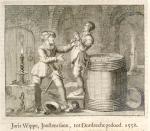 1558: Drowning of Joris Wippe, Dordrecht