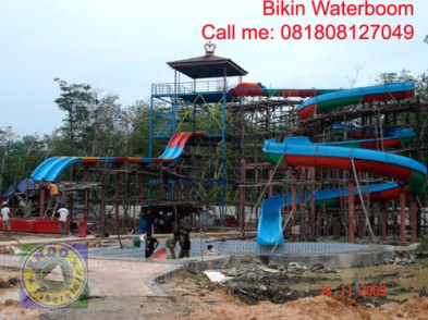 waterboom pekanbaru siak 9