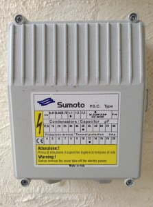 Sumoto pump start box