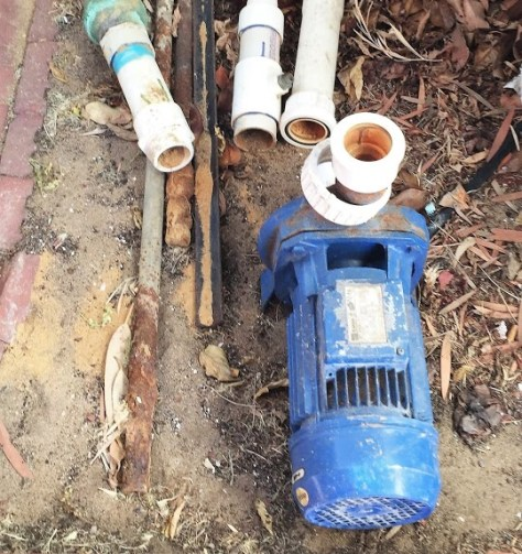 old style well repair | Perth Water Bore Troubleshooters