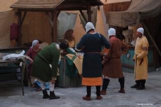 Bevagna Medieval Festival, hanging out